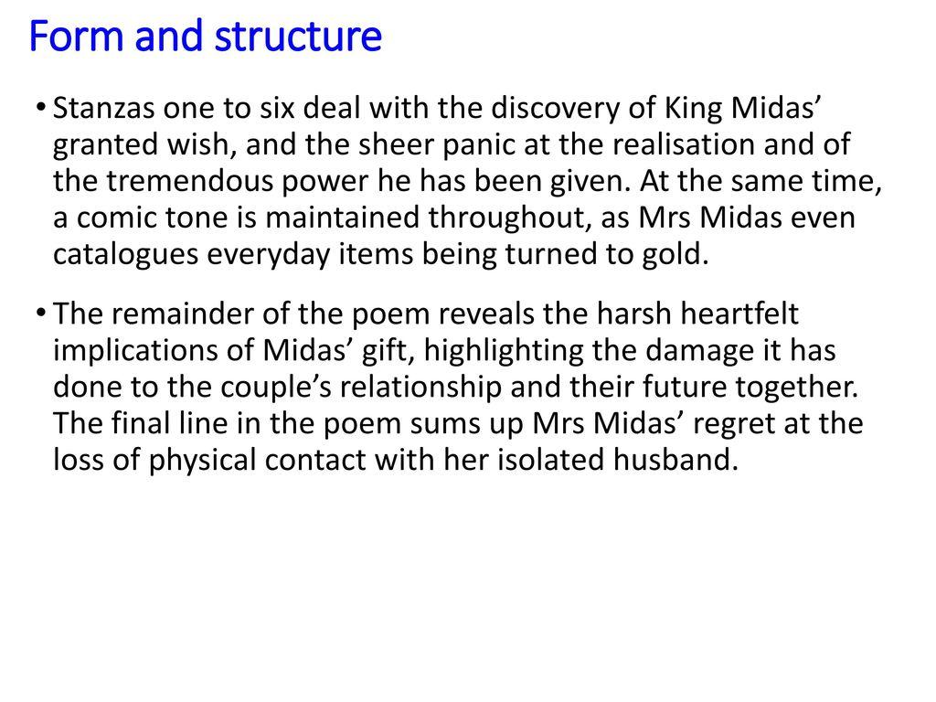 mrs midas