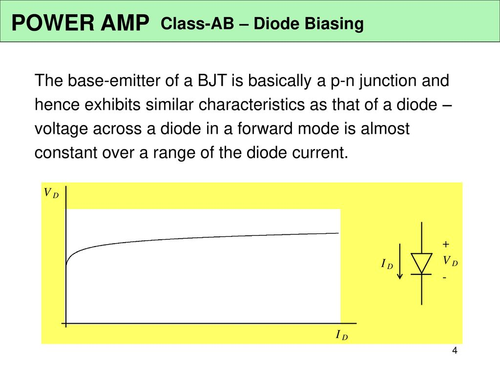 Power Amplifier Circuits Class Ab Ppt Download Amplifiers 4