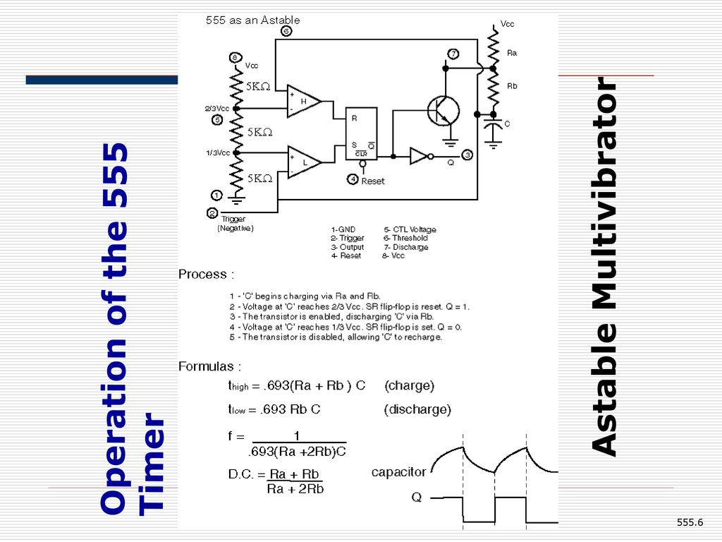 555 Timer Eee Department Kumpavat Harpal Ppt Download Flip Flop Using 4017 6 Astable Multivibrator