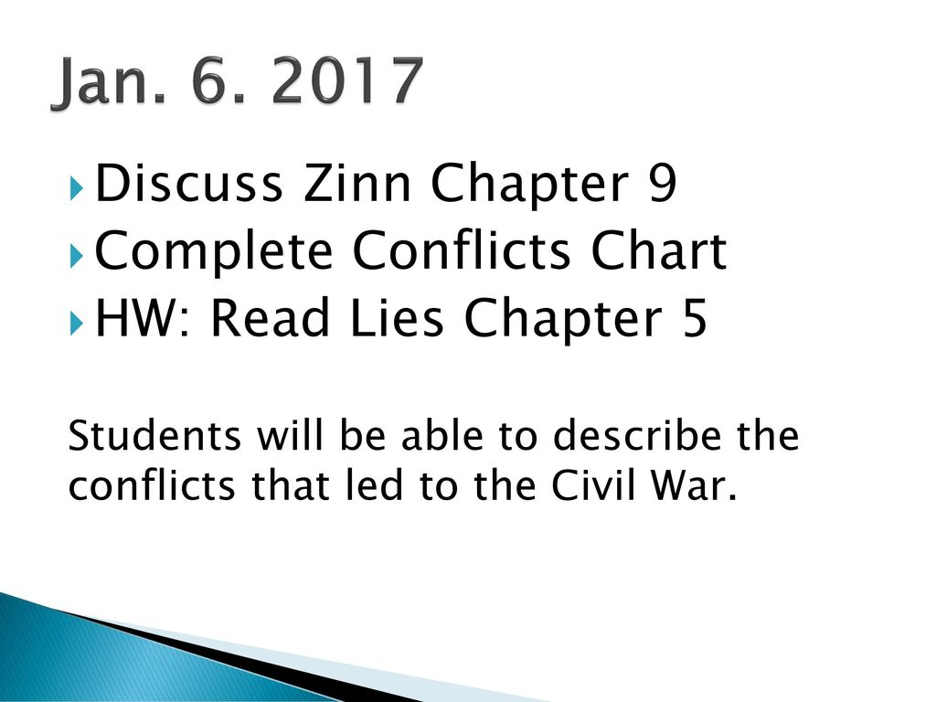 zinn chapter 9 summary