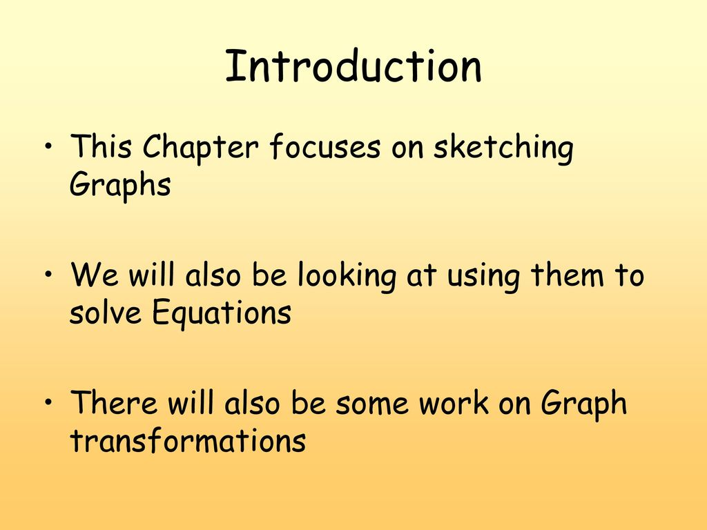 Sketching Curves Ppt Download