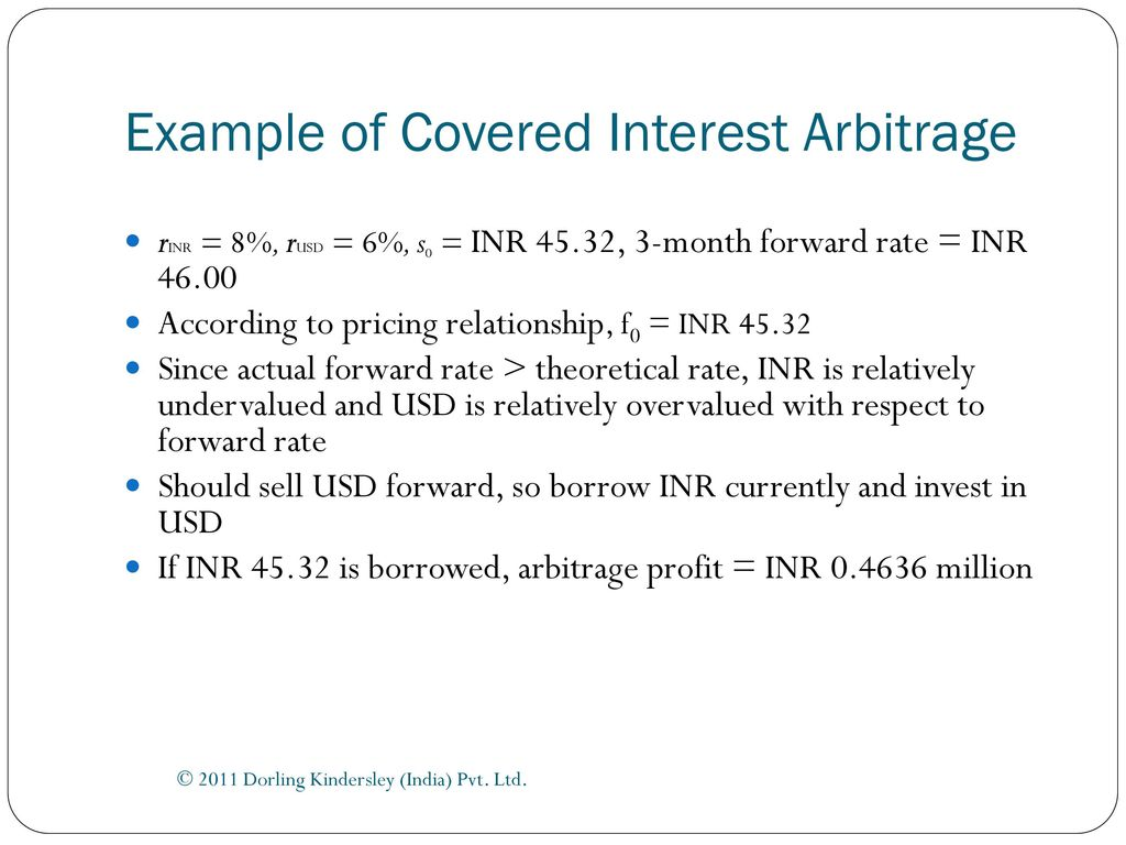 Forward Contracts Ppt