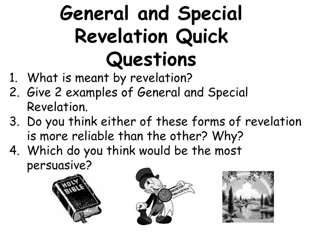 Christian revelation. Ppt download.