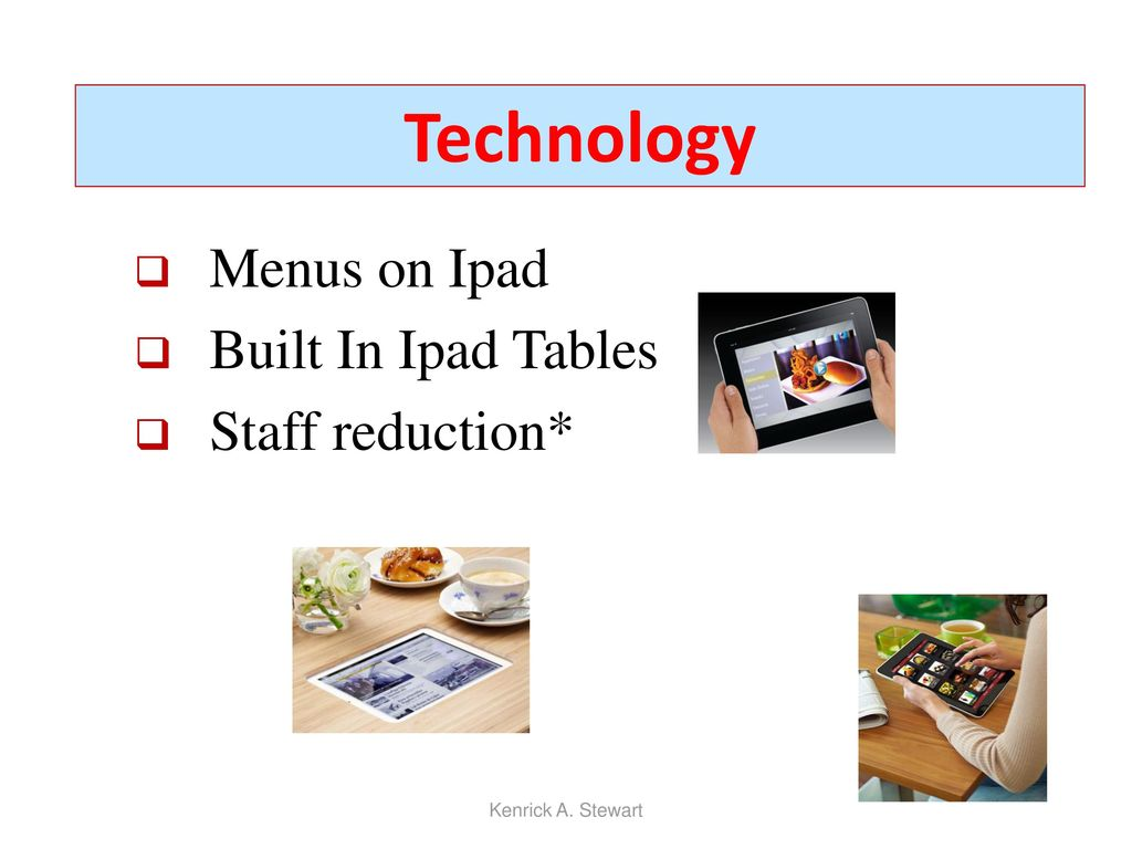 Food & Beverage: Current Trends & Issues - ppt download