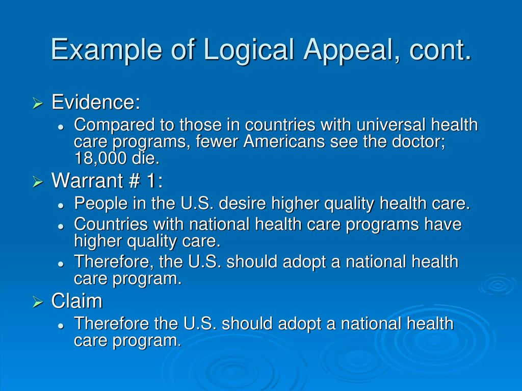 Ii Structuring Strong Arguments Ppt Download