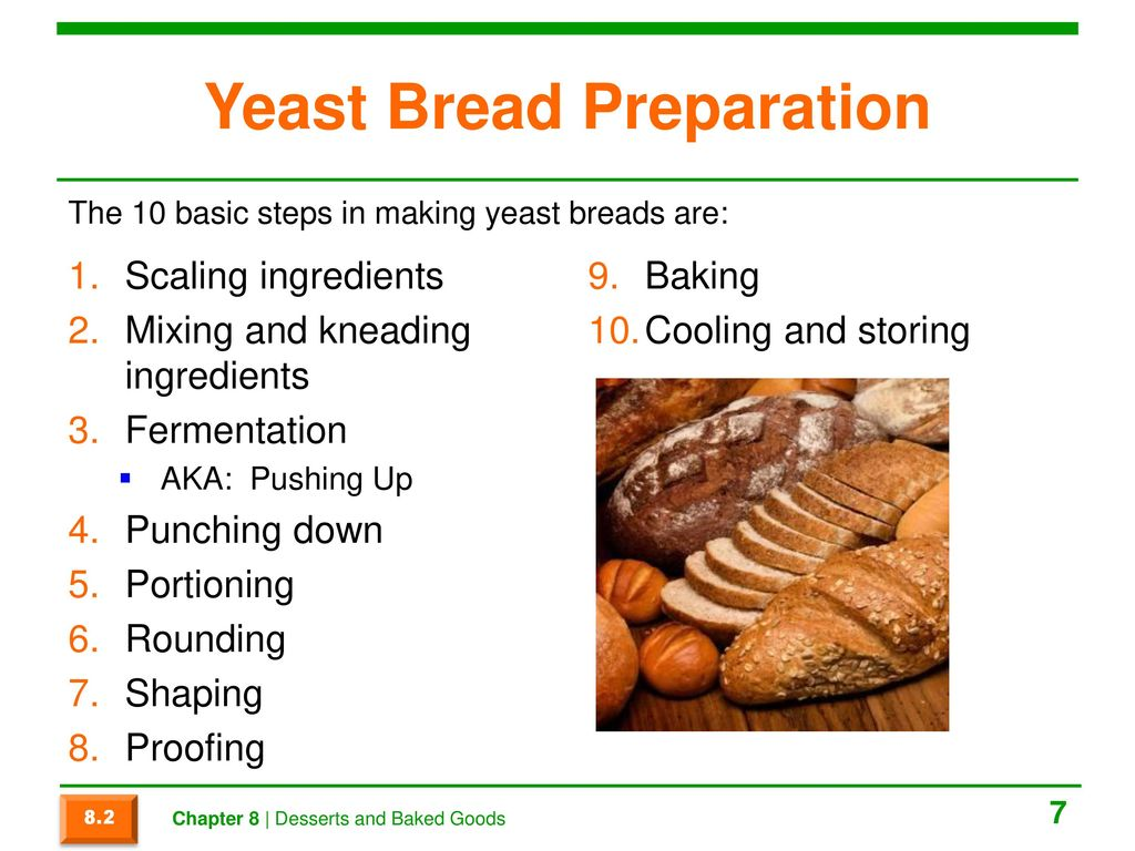 Chapter 8 2 Yeast Breads  - ppt download