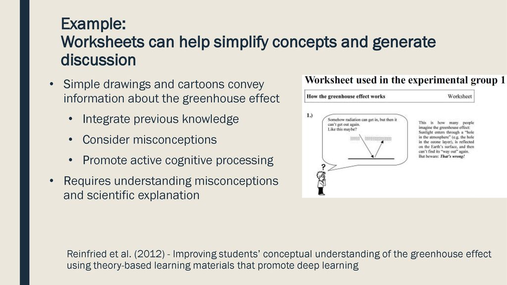 Improving Climate Change Education Ppt Download