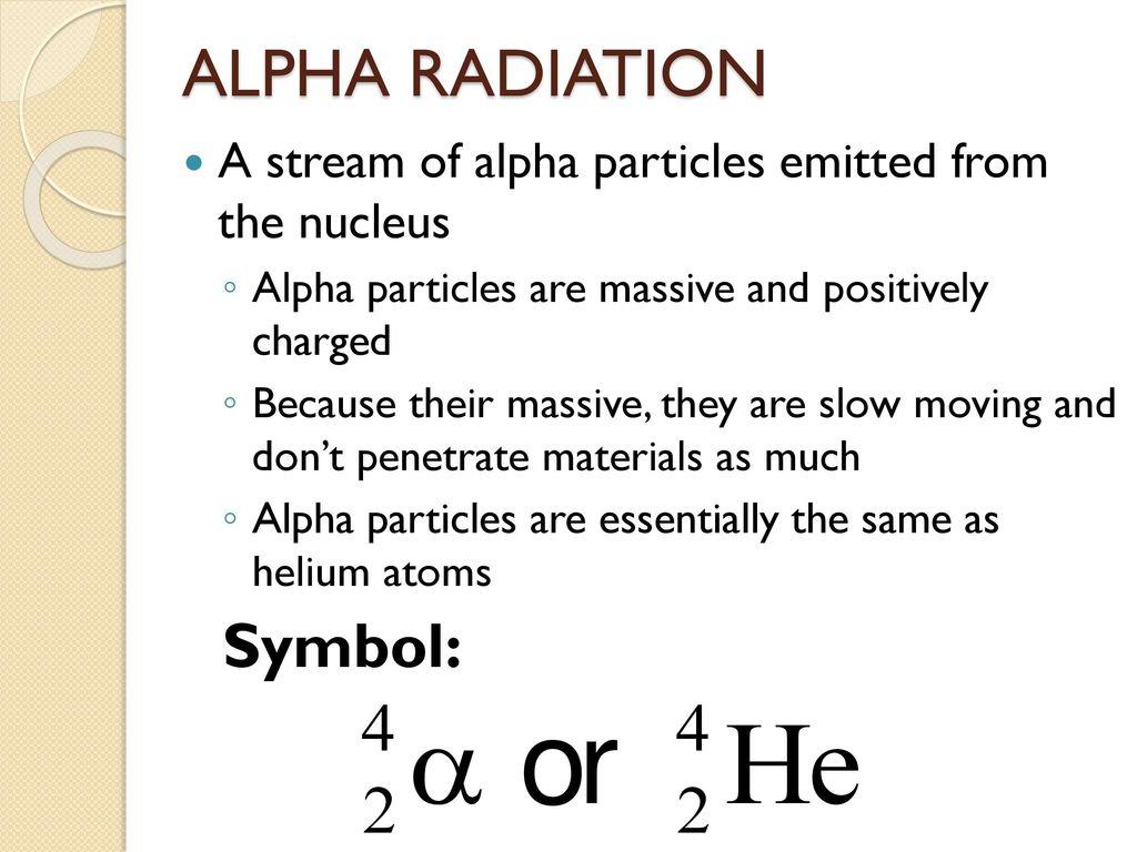 Radioactivity Ppt Download