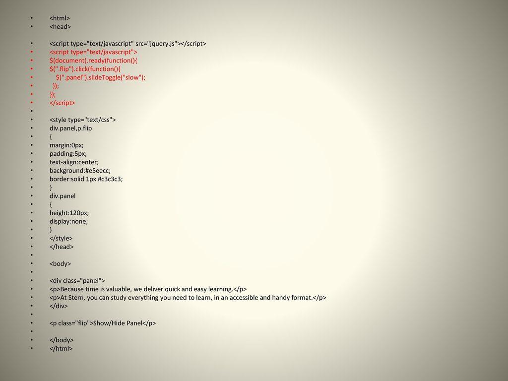 Click On Div Javascript