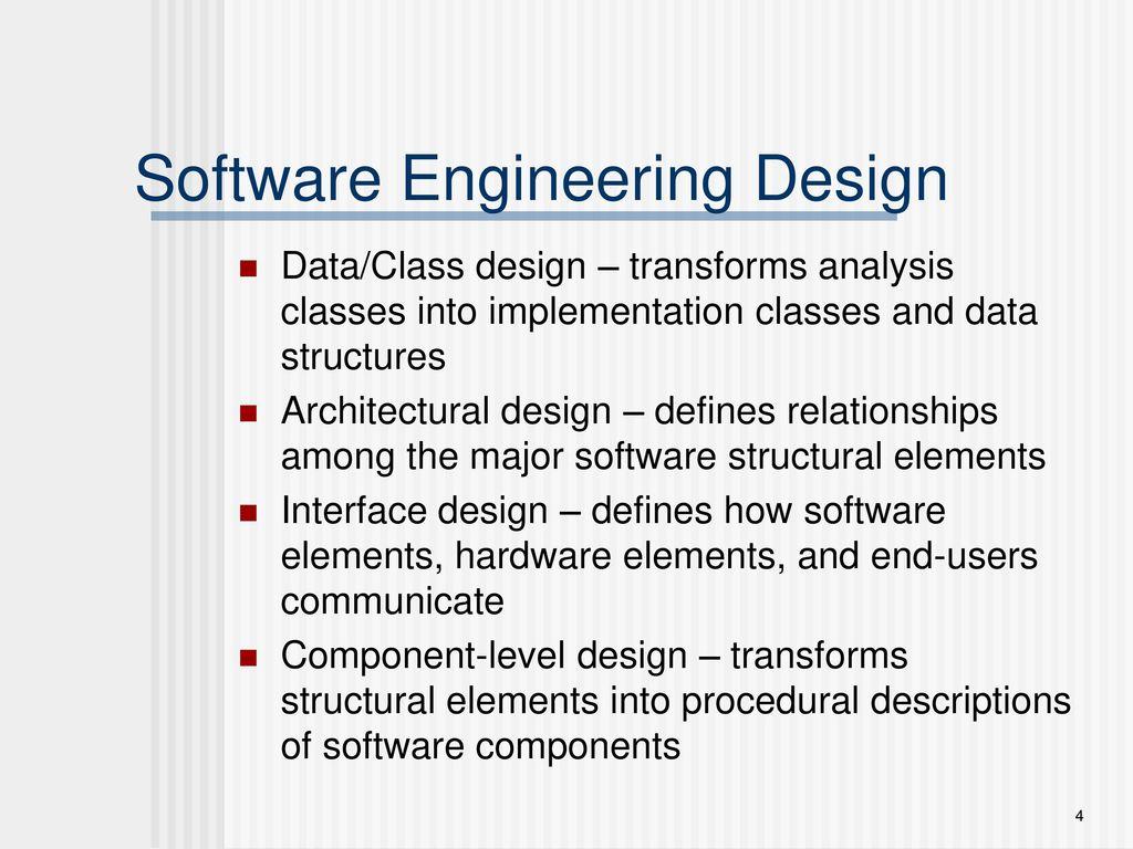 Chapter 12 Design Concepts Ppt Download