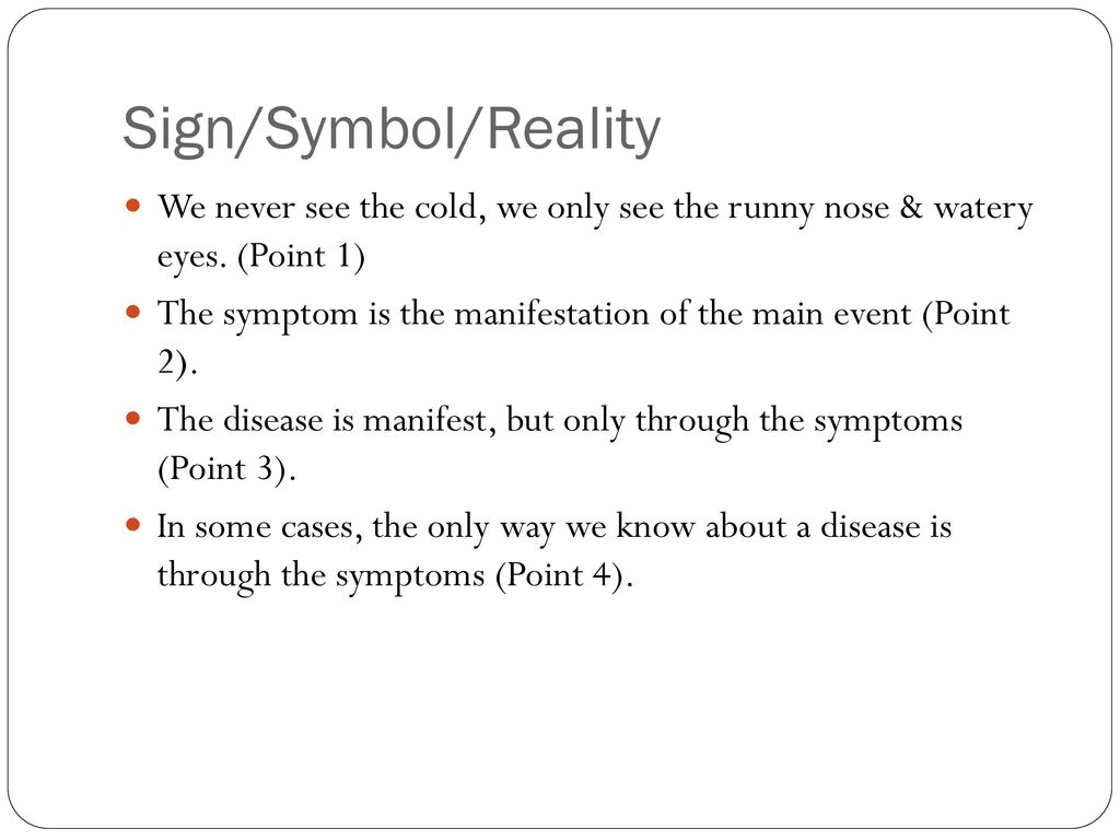 Sacraments Sign, Symbol & Reality  - ppt download