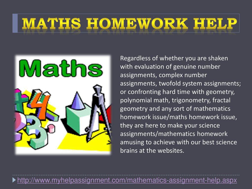 math homework help number