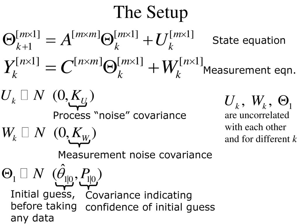 ECE 7251: Signal Detection and Estimation - ppt download