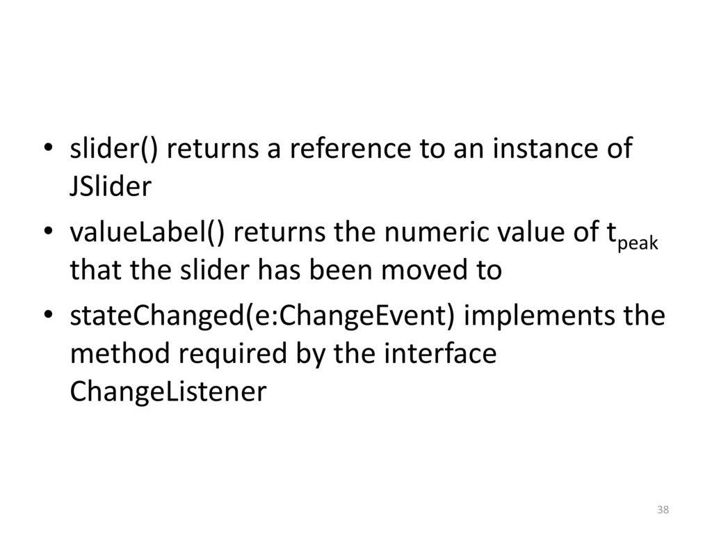 Design Patterns in Java Chapter 9 Observer - ppt download