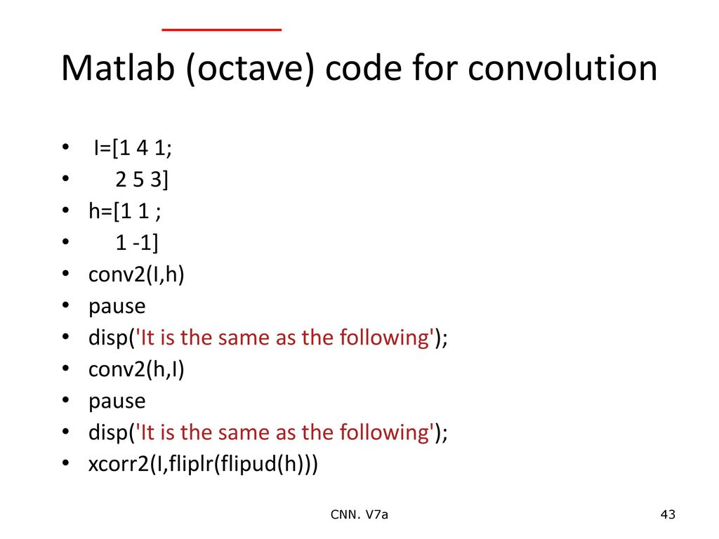 Ch  9: Introduction to Convolution Neural Networks CNN - ppt download
