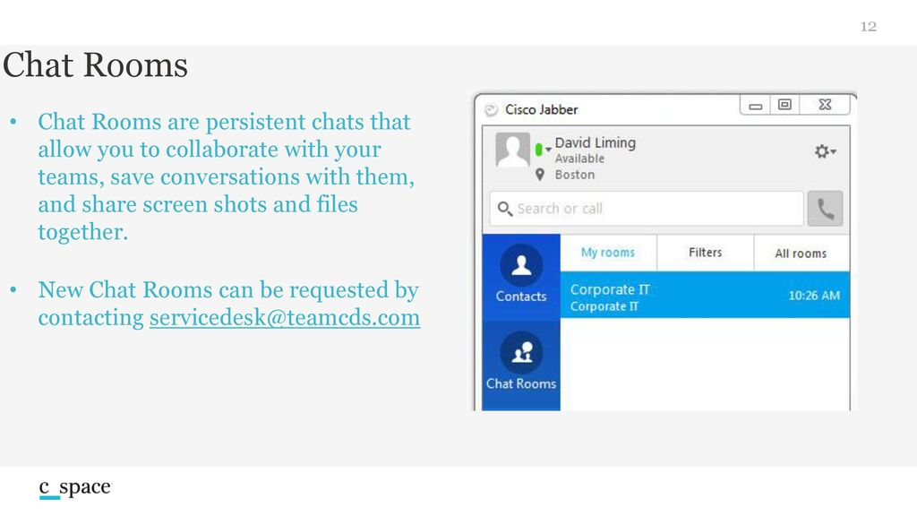 Using Jabber in Global Offices - ppt download