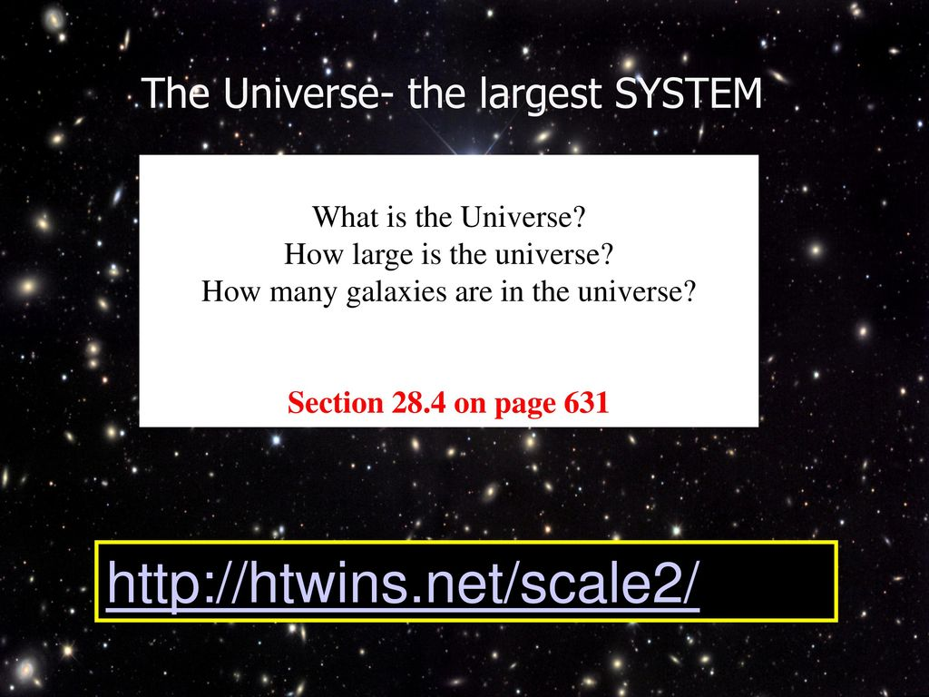 scale of earth s systems ppt download
