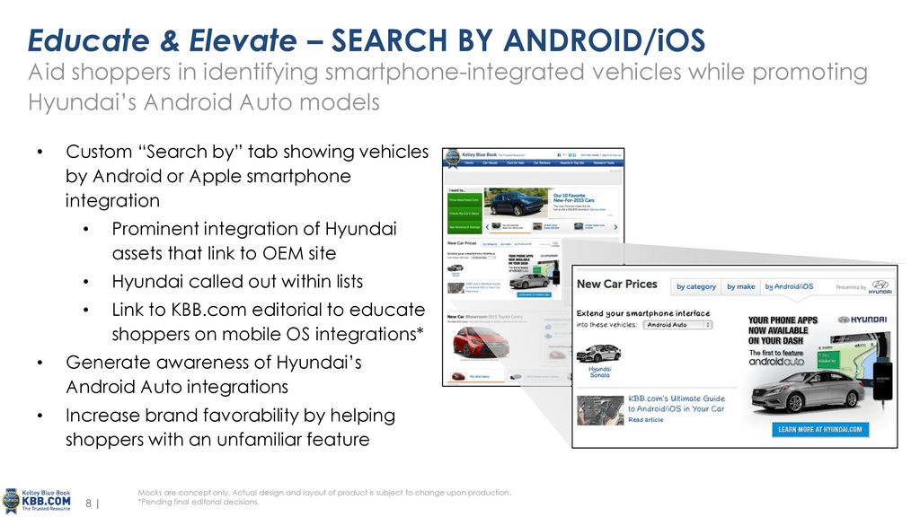 Hyundai: search by android/ios - ppt download