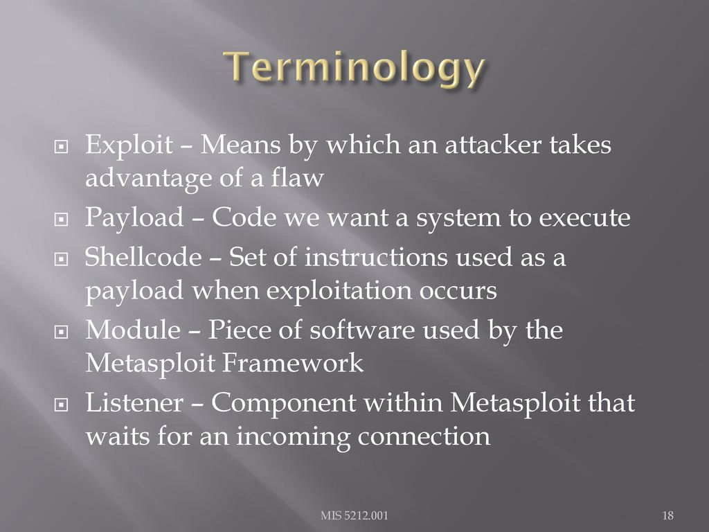 Advanced Penetration Testing - ppt download