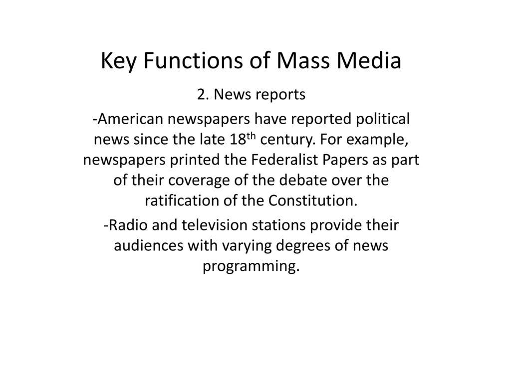 News Media  - ppt download