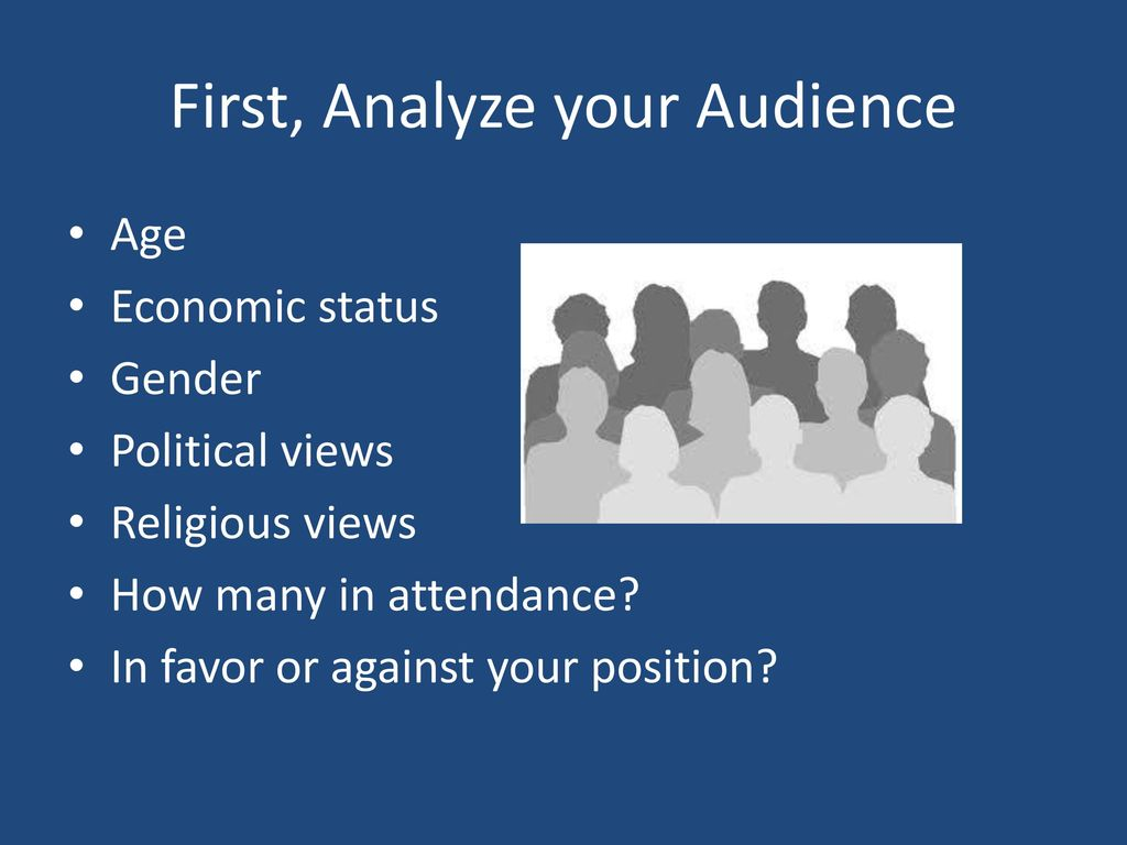 indifferent audience definition