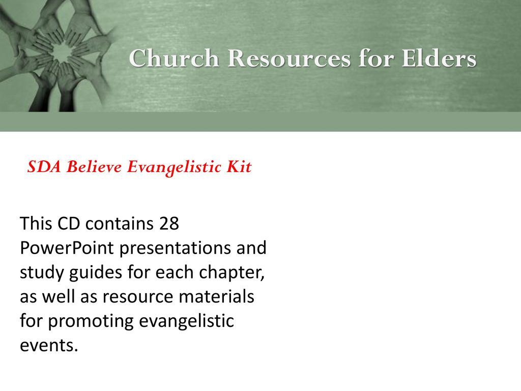 The Church and Its Organization - ppt download