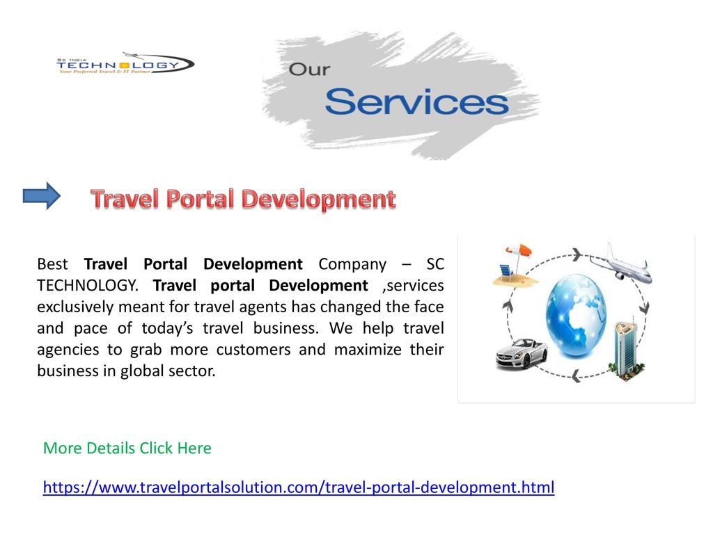 Travel Agency Portal