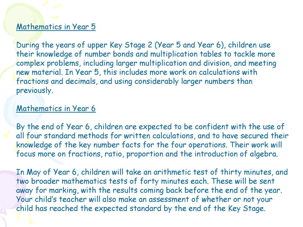 Maths Information Evening - ppt download