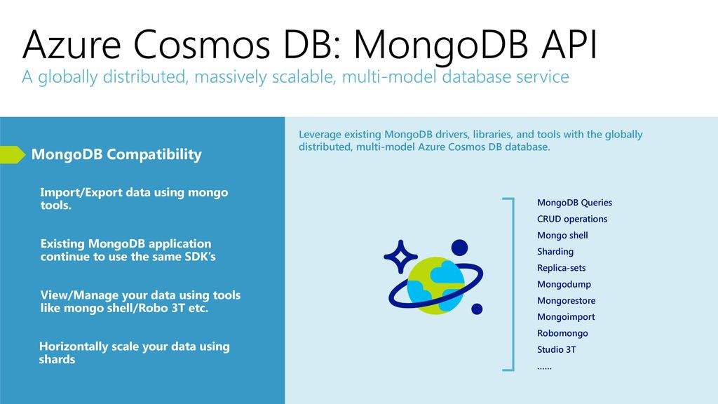 Globally distributed, secure MongoDB with Azure Cosmos DB