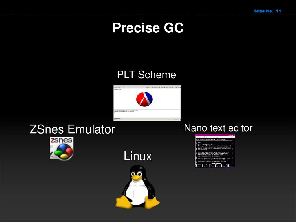 Precise Garbage Collection for C - ppt download