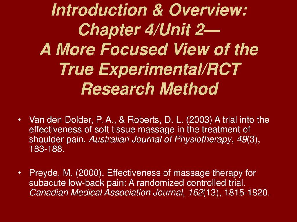 Glenn M. Hymel, EdD, LMT Department of Psychology - ppt download