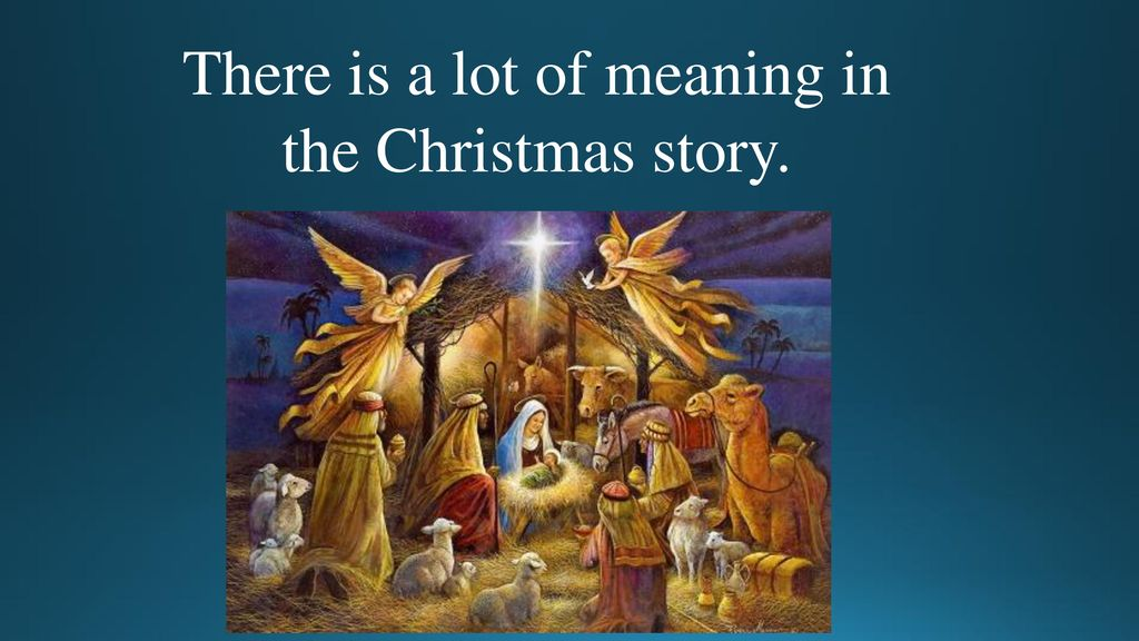 The story of Jesus\' birth - ppt download