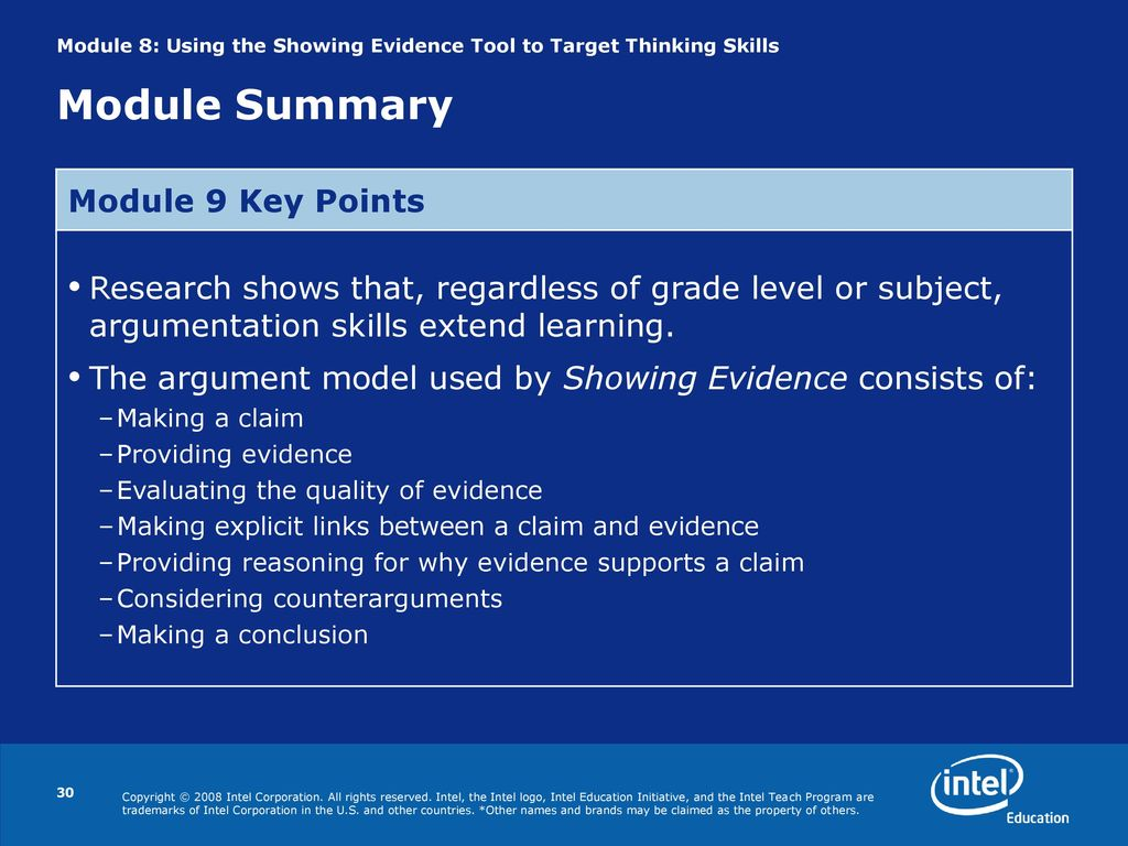 Thinking with Technology Course Module 9 - ppt download