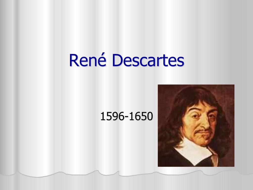 rene descartes dream theory