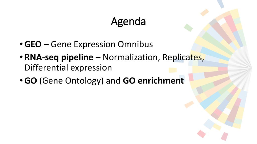 Tutorial 6 : RNA - Sequencing Analysis and GO enrichment - ppt download