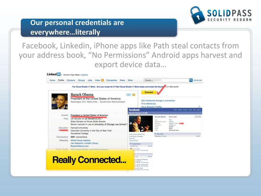 Authentication 2 0: User Generated Security - ppt download