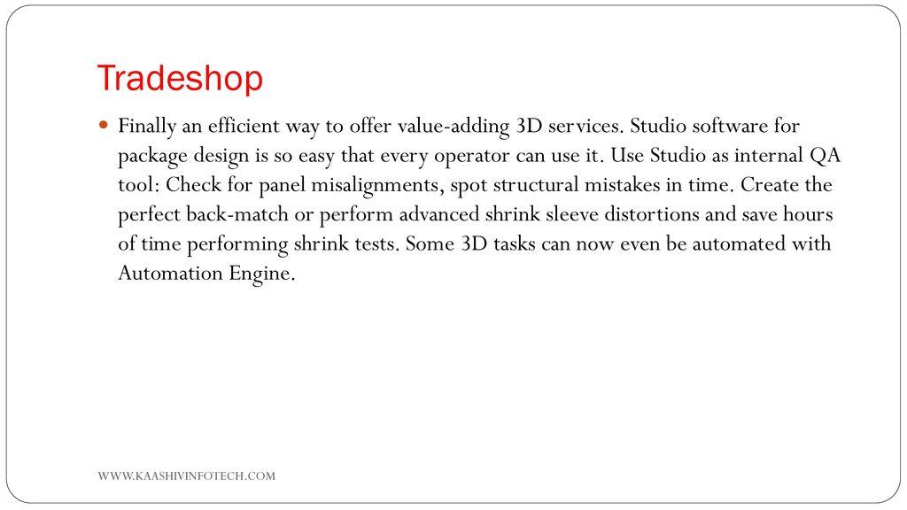 3D PACKAGING DESIGN - ppt download