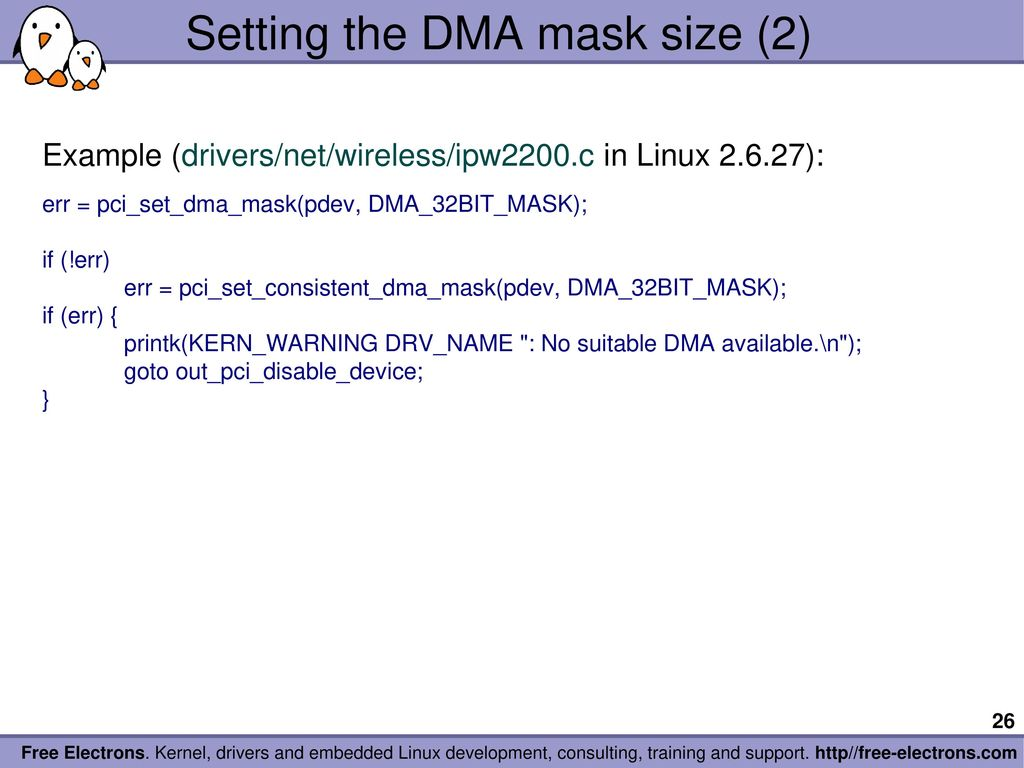 Linux PCI drivers Michael Opdenacker Free Electrons - ppt download