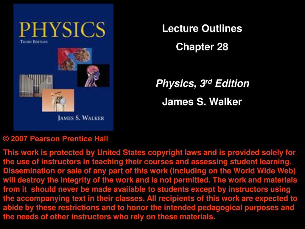 Physics by james walker | kijiji in alberta. Buy, sell & save.
