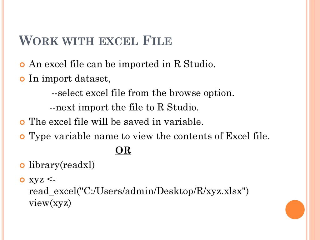 C Excel Library
