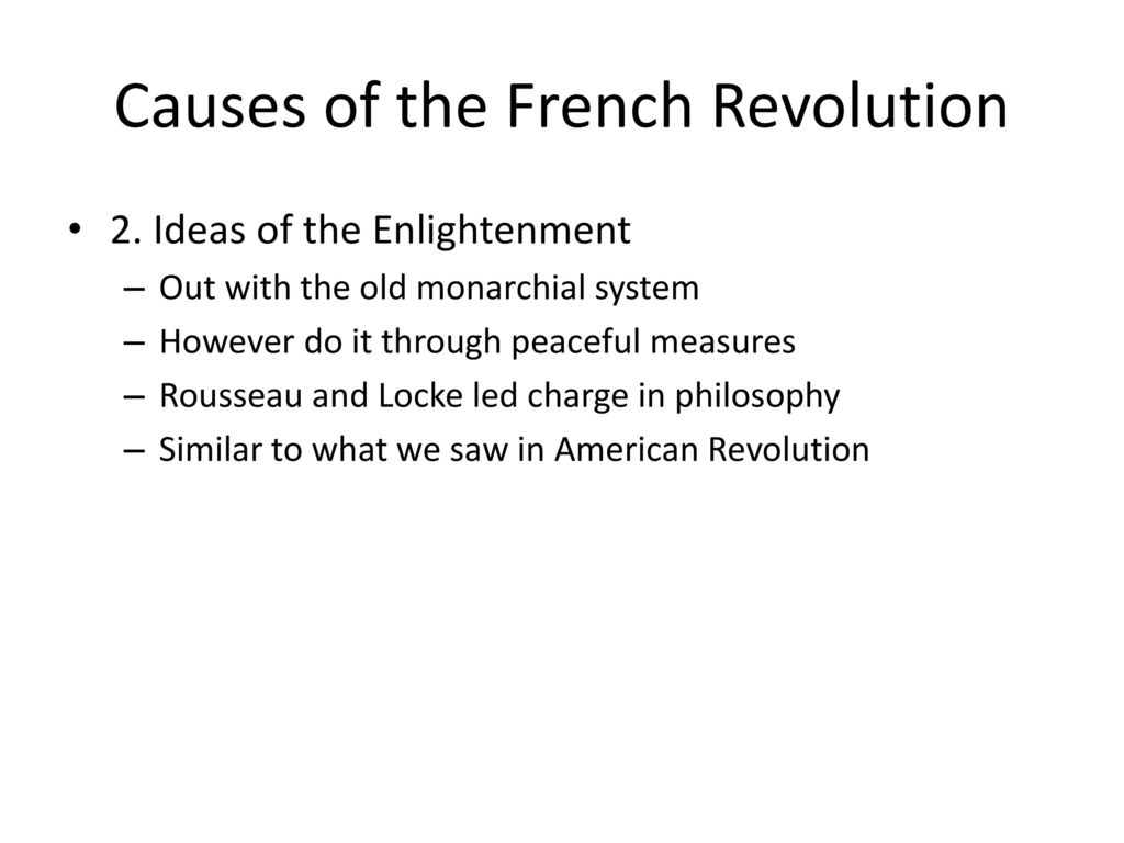 Chapter 22 The French Revolution And Napoleon Ppt Download