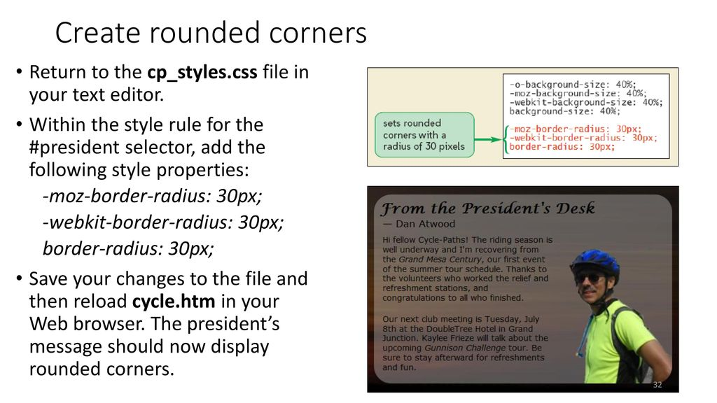 Creating Page Layouts with CSS - ppt download
