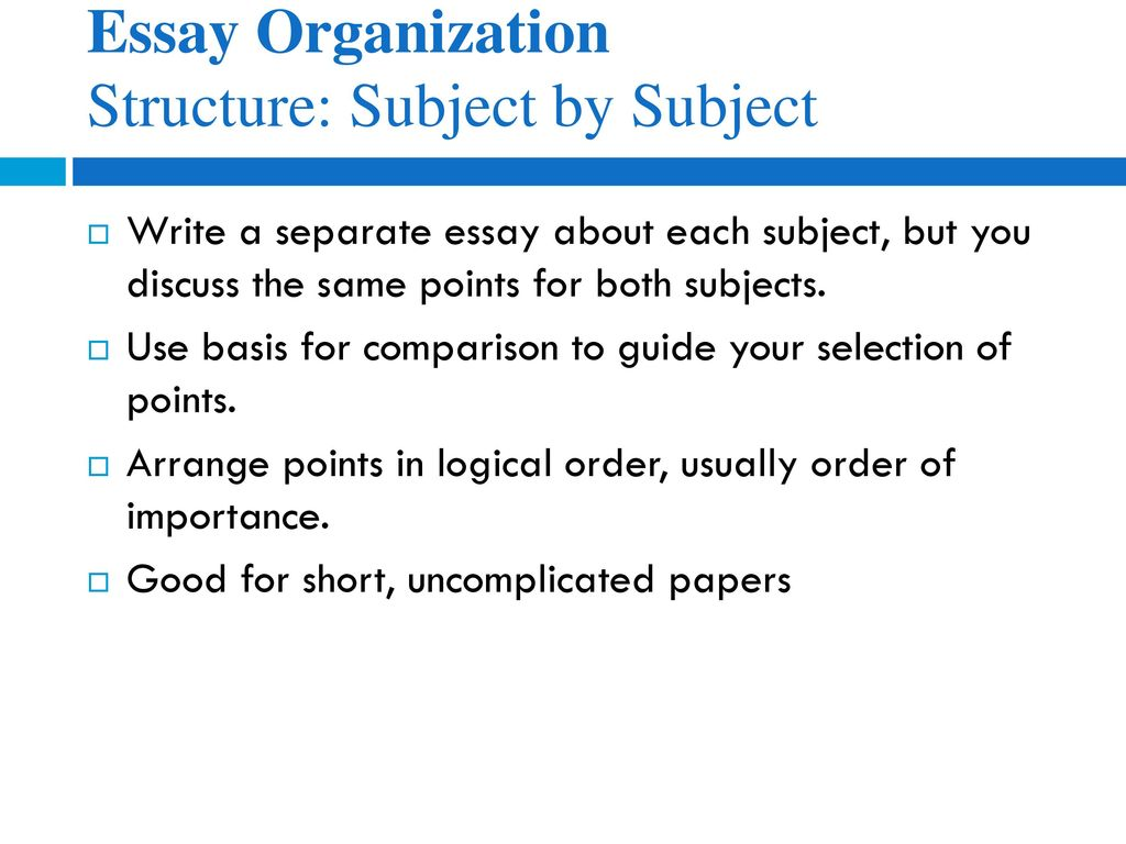 High School Admission Essay Sample  Essay Organization  Compare And Contrast Essay On High School And College also Proposal Argument Essay Lecture On Comparison And Contrast Writing  Ppt Download Essay On English Teacher
