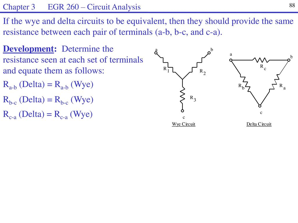 Egr 260 Circuit Analysis Welcome To Syllabus Homework Web Page Ppt Of The Op Is On Impedance Rc Series Diagram 88 Ra B