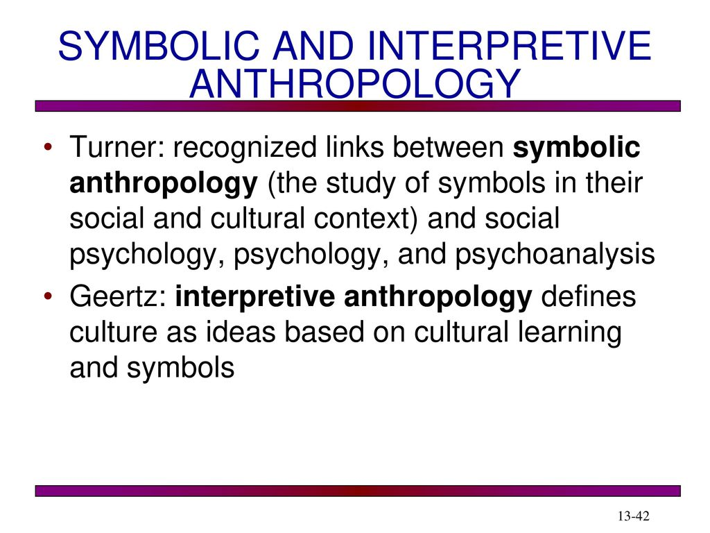 1 3 C H A P T E R Method And Theory In Cultural Anthropology Ppt