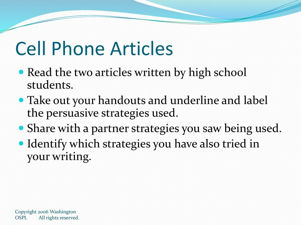 Persuasive and Argumentation Writing - ppt download
