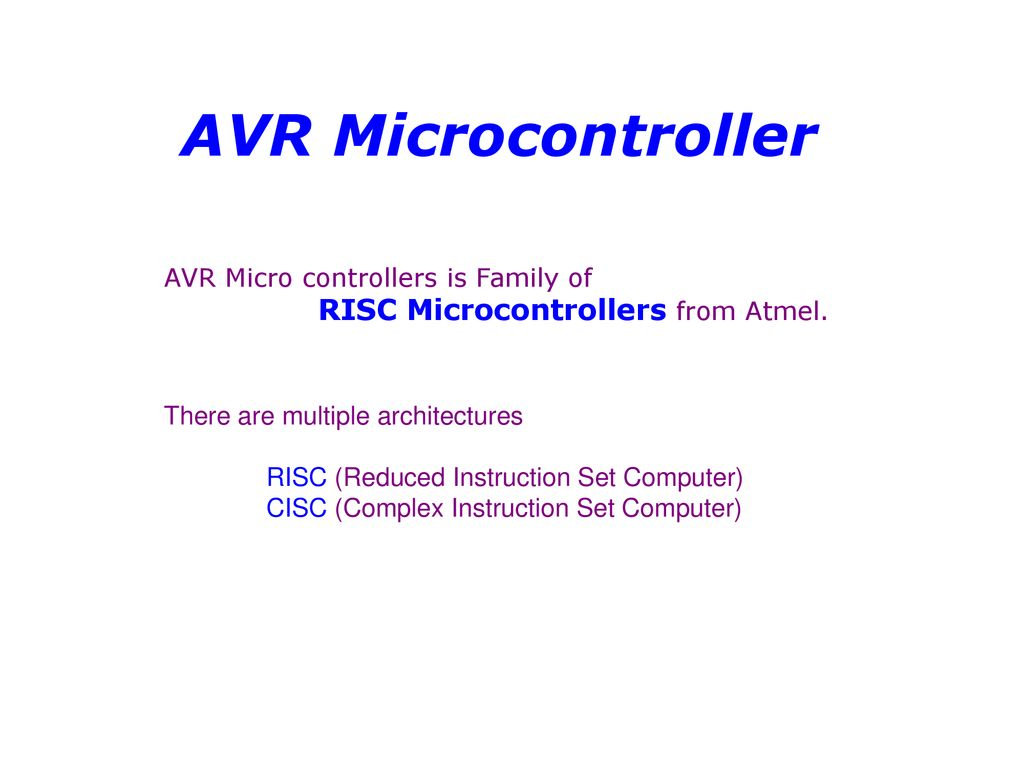 Tatva Institutes Of Technological Studiesmodasa Ppt Download Working With External Interrupts In Avr Micro Controller 7 Microcontroller