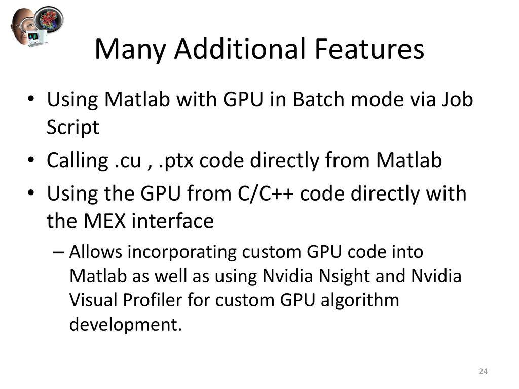 GPU Computing with CBI Laboratory - ppt download
