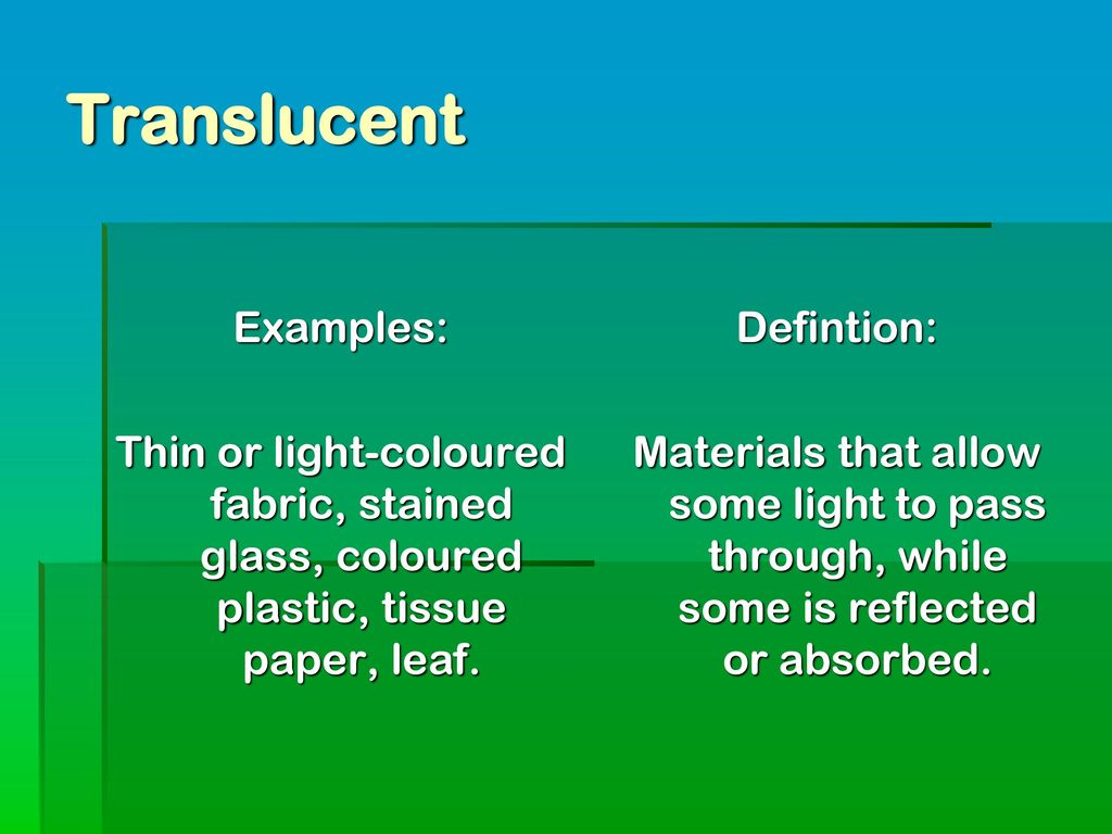 Optics And Light Lesson Ppt Download