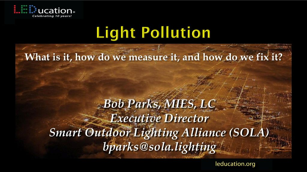 Smart outdoor lighting alliance sola ppt download smart outdoor lighting alliance sola aloadofball Gallery